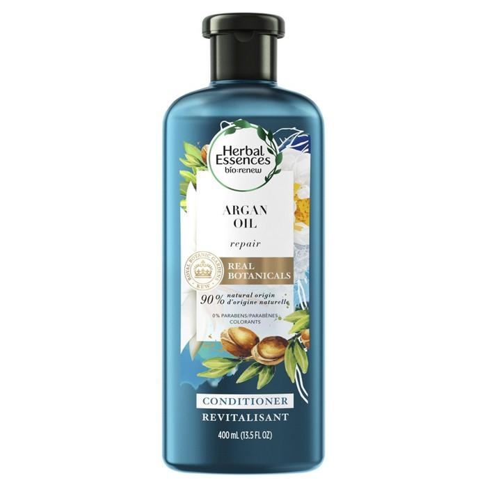 Herbal Essences Bio:Renew Argan Oil Of Morocco Repairing Color-Safe Conditioner - 13.5 Fl Oz : Target