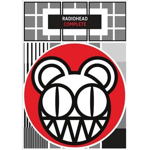 Radiohead Complete Lyrics Chords Faber Edition Paperback