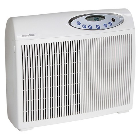 SheerAIRE Quiet Large Room HEPA Air Purifier AC-2045DC - image 1 of 4