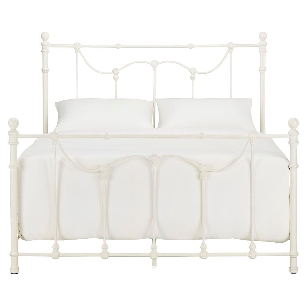 Livingston Metal Bed Antique Inspire Q