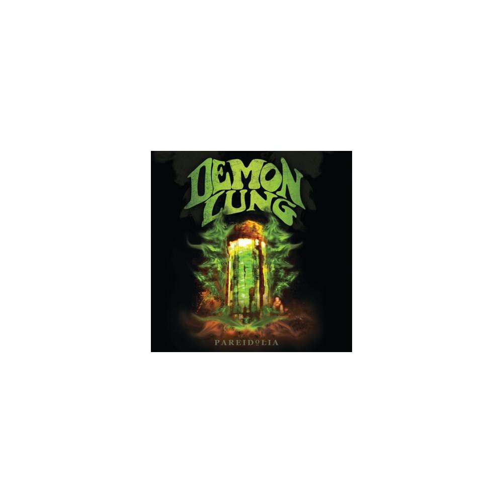 Demon Lung - Pareidolia (Vinyl)
