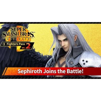 Super Smash Bros. Ultimate Challenger Pack Sephiroth - Nintendo Switch (Digital)