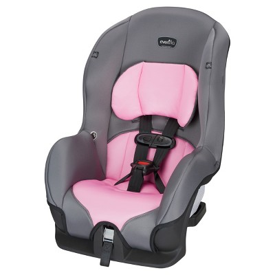 Evenflo® Tribute LX Convertible Car Seat Pink Ice
