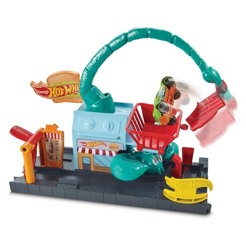 Hot Wheels City Scorpion Playset - image 1 of 3