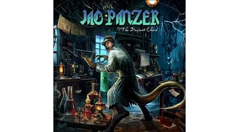 Jag Panzer - Deviant Chord (CD) - image 1 of 1