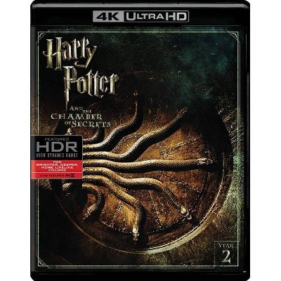 Harry Potter And The Chamber Of Secrets (4K/UHD)