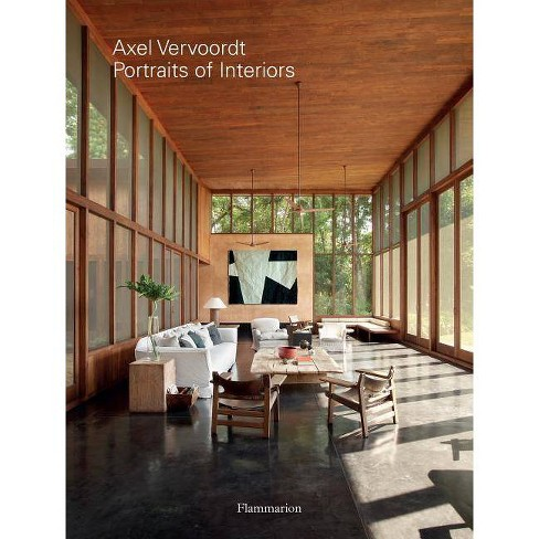 Axel Vervoordt: Portraits of Interiors - (Hardcover) - image 1 of 1