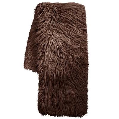 """De Moocci Mongolian Faux Fur - 50""""x60"""""""