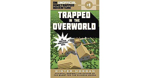 Trapped in the Overworld (Paperback) (Winter Morgan) - image 1 of 1