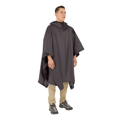 Outdoor Products Multi-Purpose Poncho - Gray