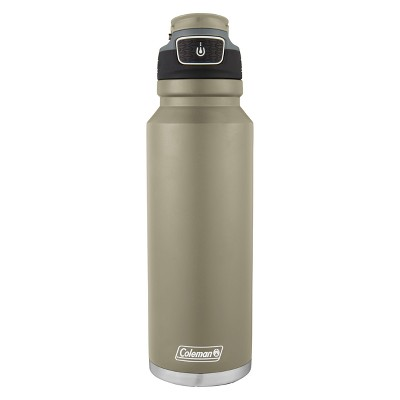 Coleman 40oz Autoseal Free Flow Stainless Steel Insulated Water Bottle by Coleman