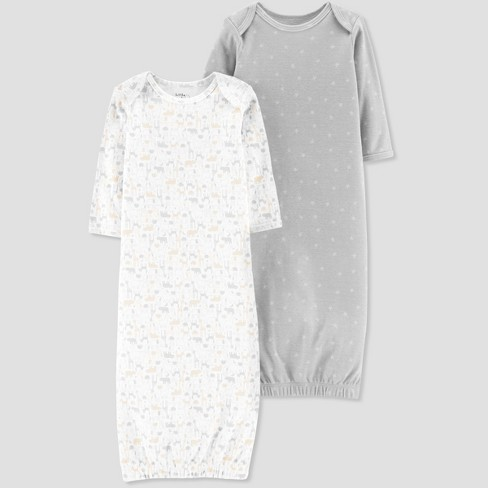 151cf1a89 Baby Boys  2pc Bedtime Is Simply Unbearable Organic Cotton Pajama ...