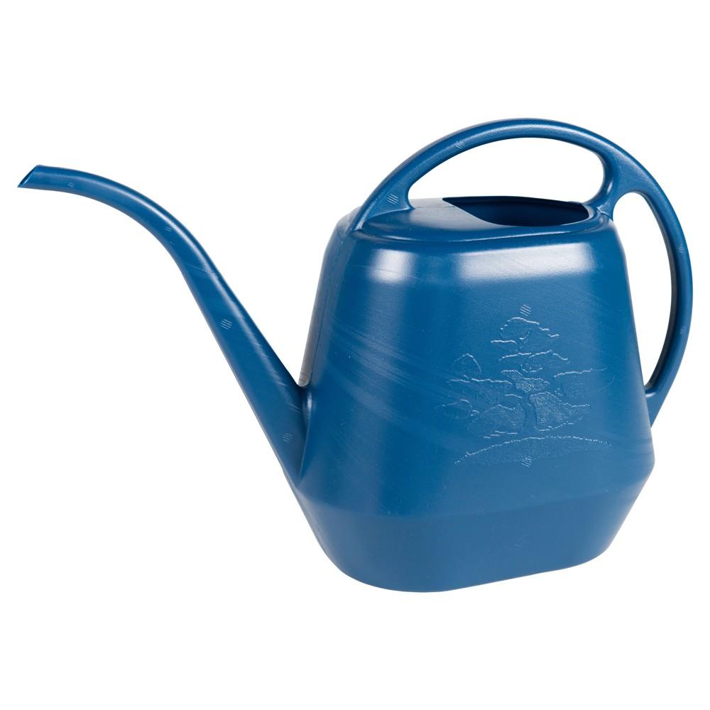 Image of 144oz Aqua Rite Watering Can - Deep Sea Blue - Bloem, Size: 144 Oz, Deep Blue Blue