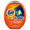 Tide Pods Laundry Detergent Pacs Ultra Oxi - 73ct - image 3 of 3