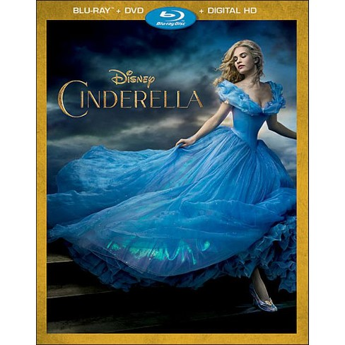 Cinderella (Includes Digital Copy) (Blu-ray/DVD) - image 1 of 1