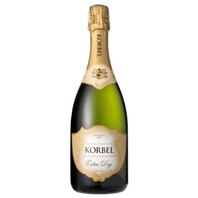 Korbel® Extra Dry Sparkling Wine - 750mL Bottle