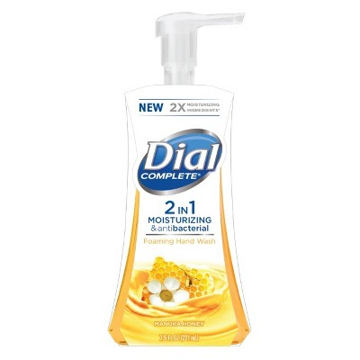 Hand Soap: Dial Complete 2 in 1