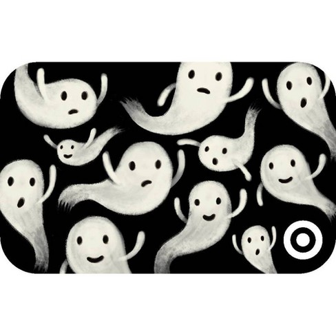 Flying Ghosts Target GiftCard - image 1 of 1