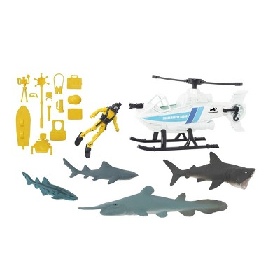 Animal Planet Helicopter Excursion Set
