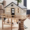 Wooden Toy Treehouse - Hearth & Hand™ with Magnolia - image 4 of 4