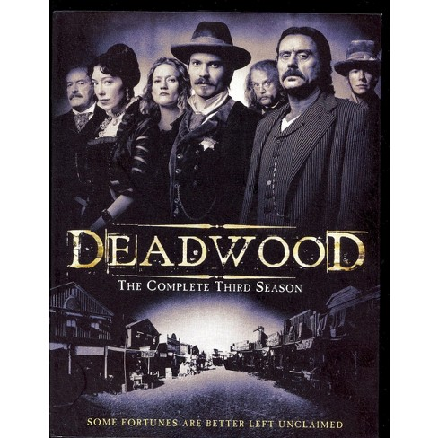 Deadwood: The Complete Third Season [6 Discs] - image 1 of 1