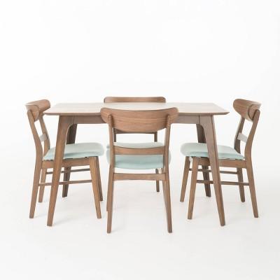 5pc Idalia Rectangular Dining Set - Christopher Knight Home
