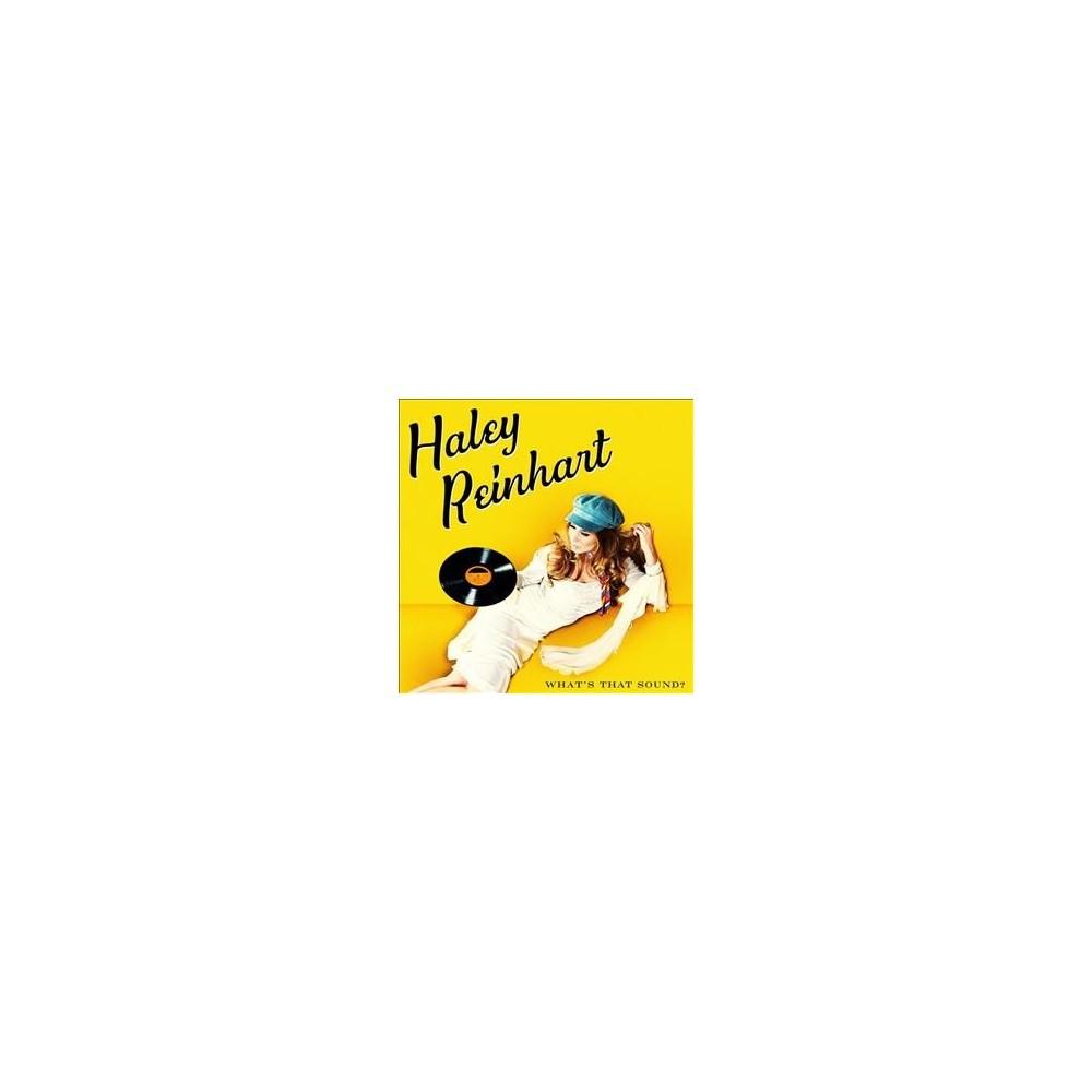 Haley Reinhart - What's That Sound (Vinyl)
