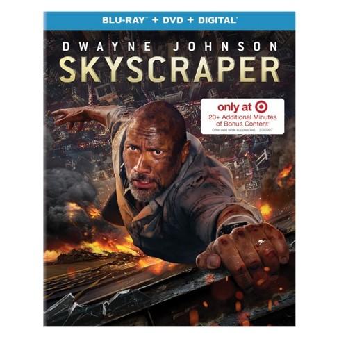 Skyscraper (Blu-Ray + DVD + Digital) - image 1 of 1