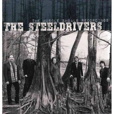 SteelDrivers - Muscle Shoals Recordings (CD)