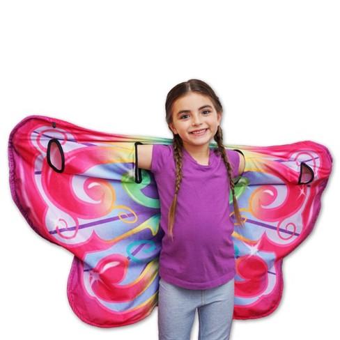 As Seen On TV Cozy Butterfly Wings Blanket   Target 8a8c47566