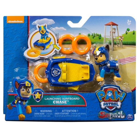 PAW Patrol - Chase's Launching Surfboard - image 1 of 3