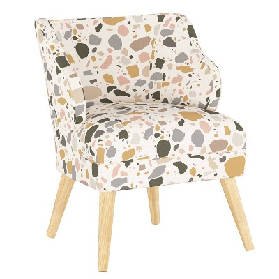 Mandolene Accent Chair Terrazzo Mustard - Project 62™