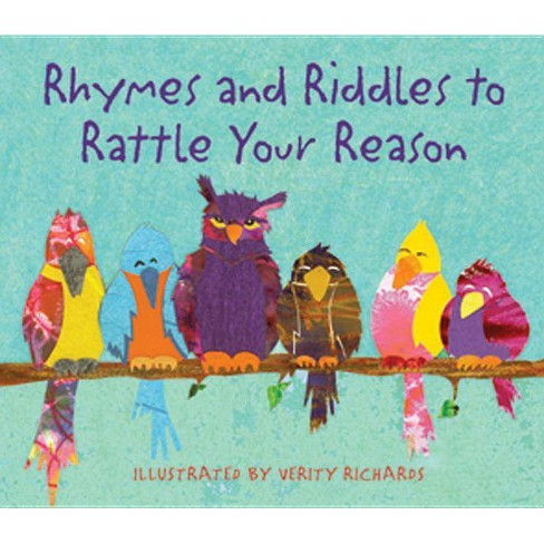 Rhymes and Riddles to Rattle Your Reason! - (Paperback) - image 1 of 1