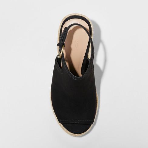 969f800a41cf Women s Mala Shield Espadrille Wedge Sandals - Universal Thread™. Shop all Universal  Thread