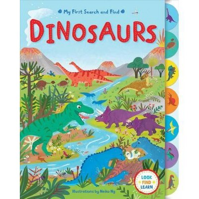 Dinosaurs - BRDBK (My First Search and Find)(Hardcover)