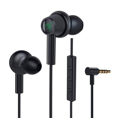 Razer Hammerhead (Black) Duo In-Ear Gaming Headset - Dual-Driver Technology