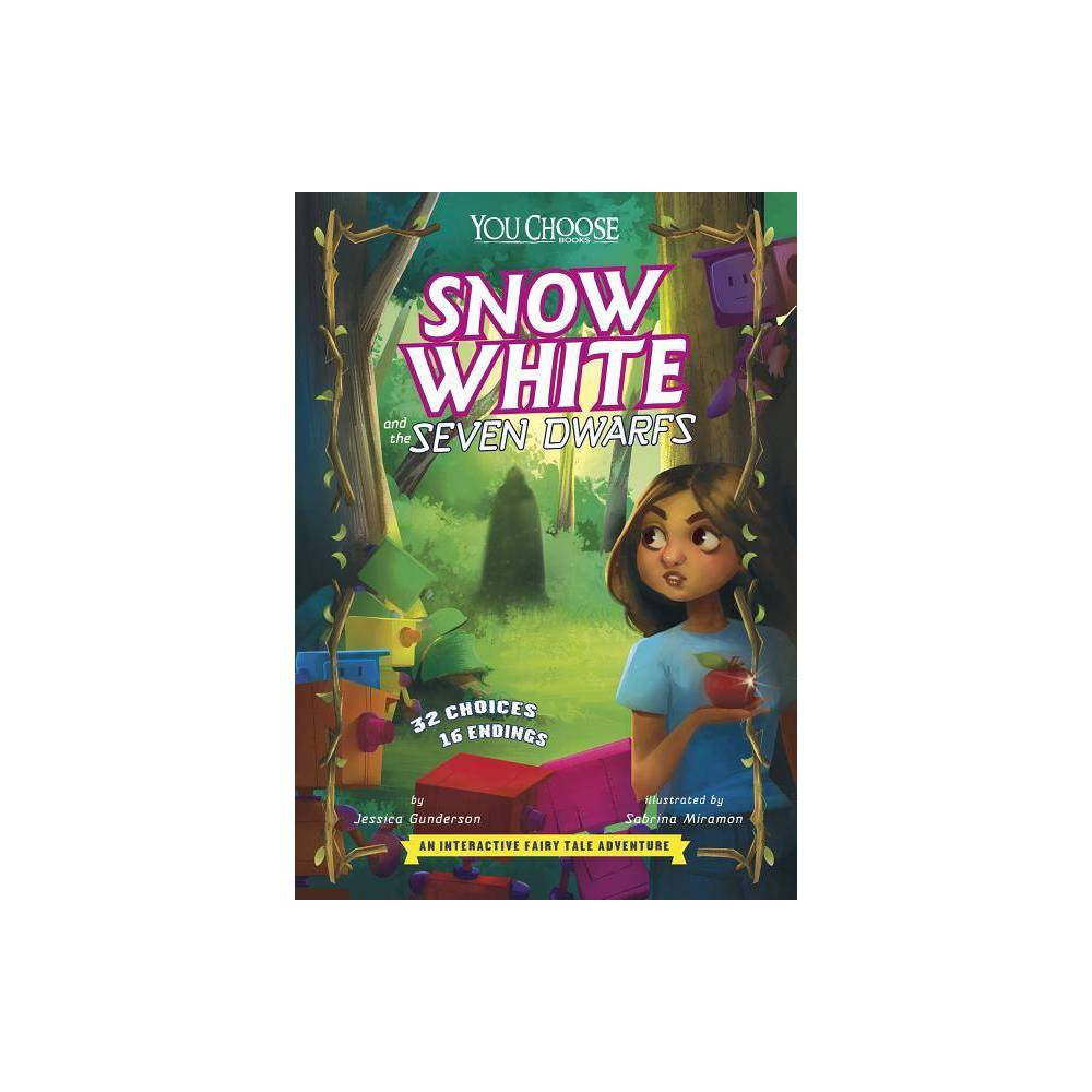 Snow White And The Seven Dwarfs You Choose Fractured Fairy Tales By Jessica Gunderson Hardcover