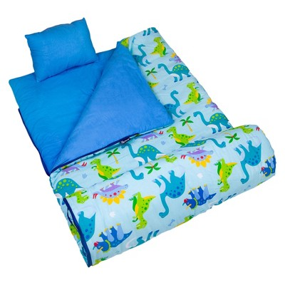 Olive Kids Dinosaur Land Original Sleeping Bag