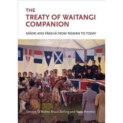 The Treaty of Waitangi Companion - (Paperback) - image 1 of 1