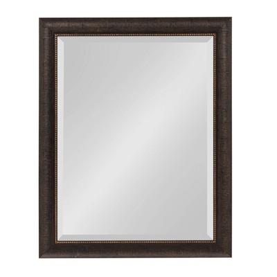"22"" x 28"" Aldridge Framed Wall Mirror Bronze - Kate and Laurel"