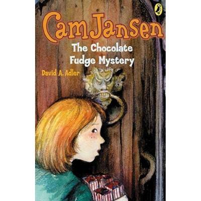 CAM Jansen: The Chocolate Fudge Mystery #14 - (Cam Jansen) by  David A Adler (Paperback)