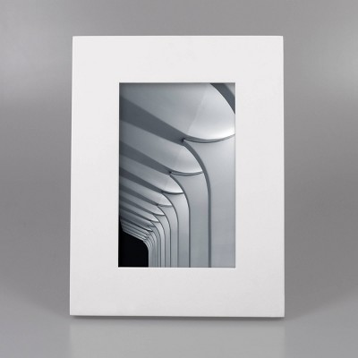 4  x 6  Wide Single Picture Frame White - Made By Design™