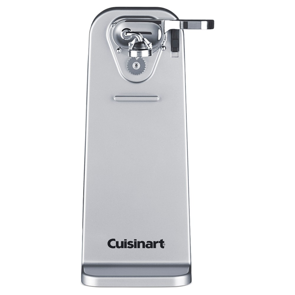 Image of Cuisinart Deluxe Can Opener - Stainless Steel CCO-55, Silver