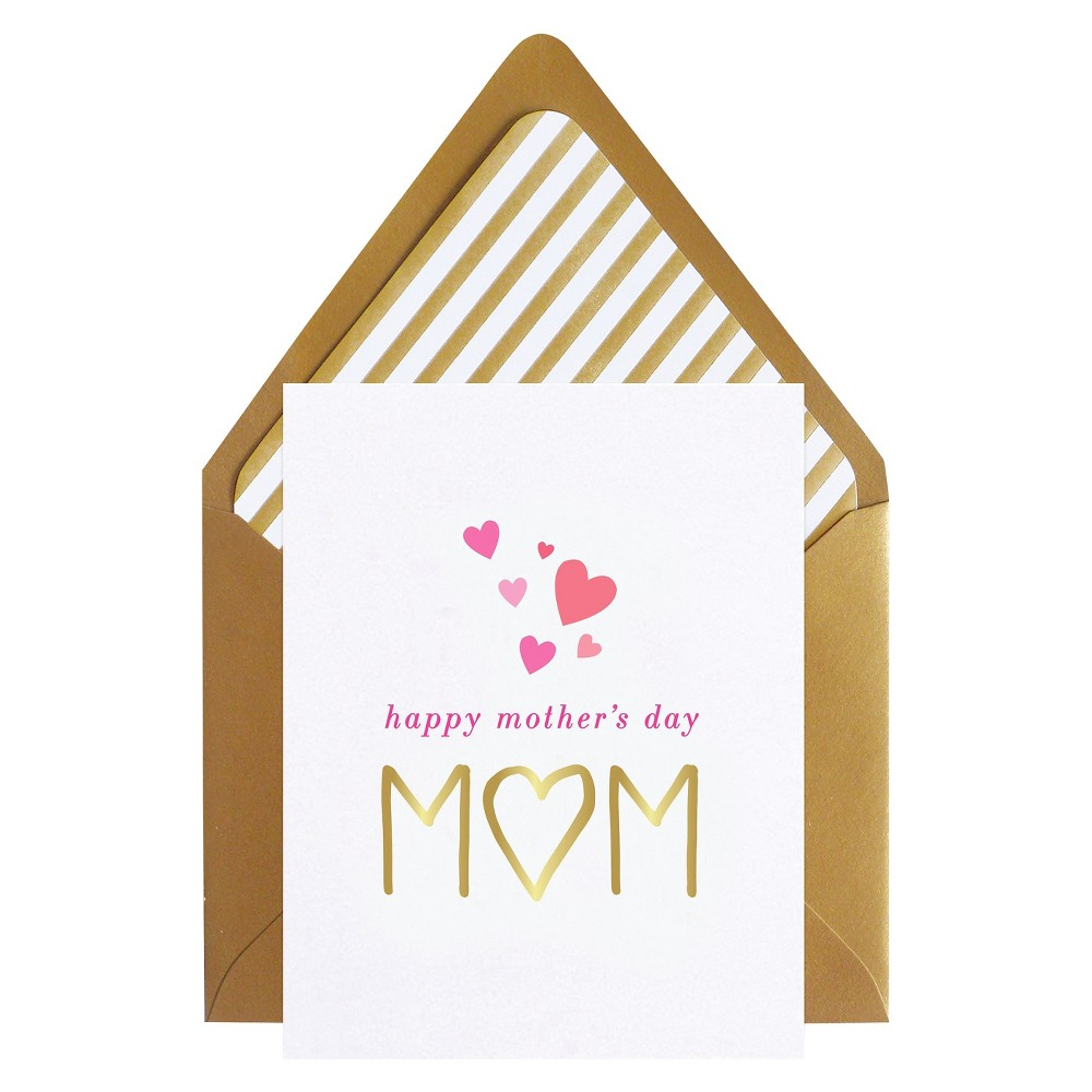 Image of 1ct Mother's Day Greeting Card