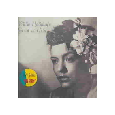 Billie Holiday - Billie Holiday's Greatest Hits (CD) - image 1 of 1