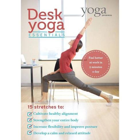 Yoga Journal Desk Yoga Essentials (DVD) - image 1 of 1