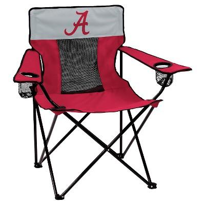 Alabama Crimson Tide Elite Folding Camp Chair
