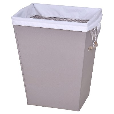 Laundry Hamper With Lift-Off Liner - Gray - - Room Essentials™
