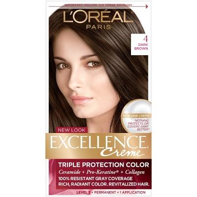 L'Oreal Paris Excellence Triple Protection Permanent Hair Color - 6.3 fl oz