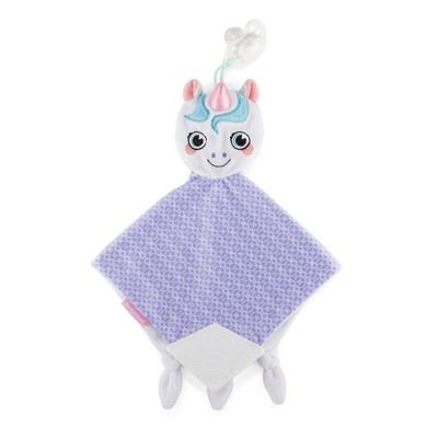 BooginHead PaciPal Teether Blanket - Unicorn